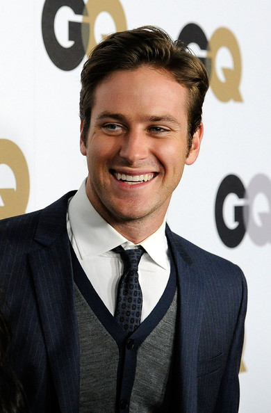 "Armie Hammer - 16th Annual GQ ""Men Of The Year"" Party - Arrivals"