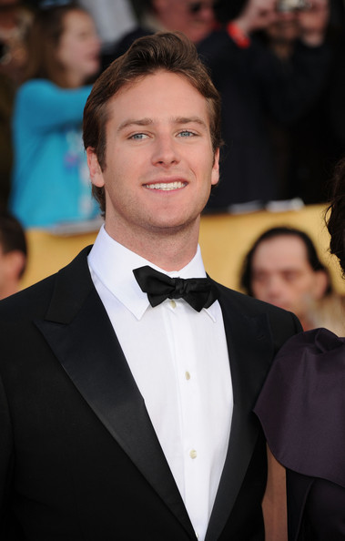 Armie Hammer - 17th Annual Screen Actors Guild Awards - Arrivals