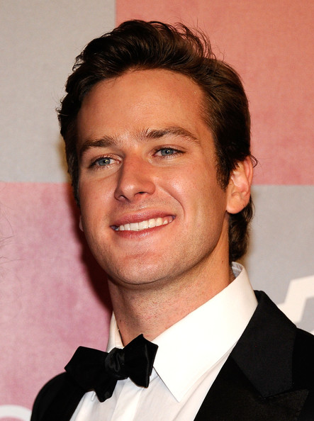 Armie Hammer - 2011 InStyle/Warner Brothers Golden Globes Party - Arrivals