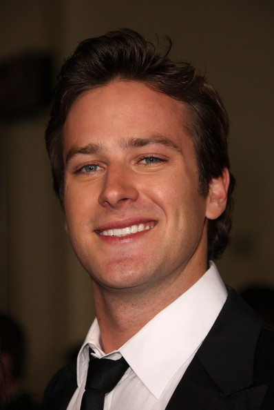 Armie Hammer - 63rd Annual Directors Guild Of America Awards - Arrivals