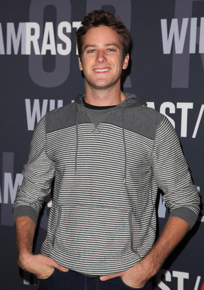 Armie Hammer - Target & William Rast Celebrate The Launch Of Their Limited Edition Collection