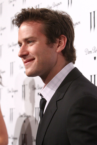 Armie Hammer - W Magazine Celebrates The Best Performances Issue and The Golden Globes - Red Carpet