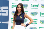 Madison Beer attends 2014 Arthur Ashe Kids' Day at USTA Billie Jean King National Tennis Center on August 23, 2014 in New York City.