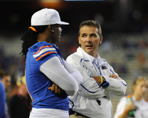 Image result for urban meyer florida brandon spikes