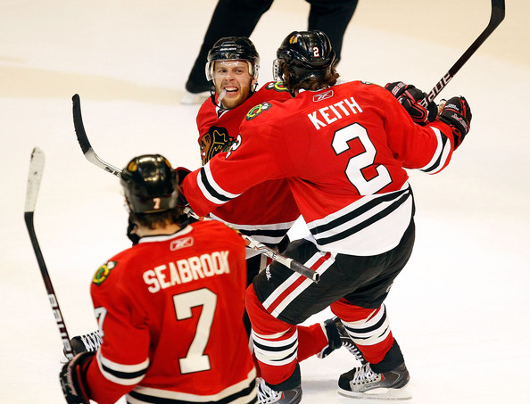 Image result for Seabrook playoffs