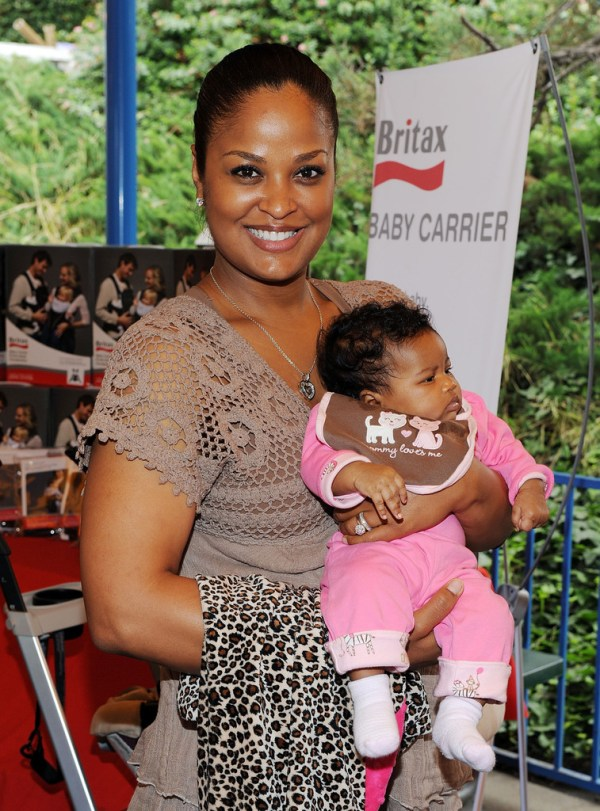 Laila Ali in Britax And Baby Buggy Host Pre-Father's Day Mini Golf Open To Celebrate The Summer ...