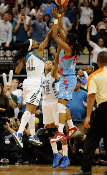 Candice Wiggins Photos Photos - Atlanta Dream v Minnesota ...