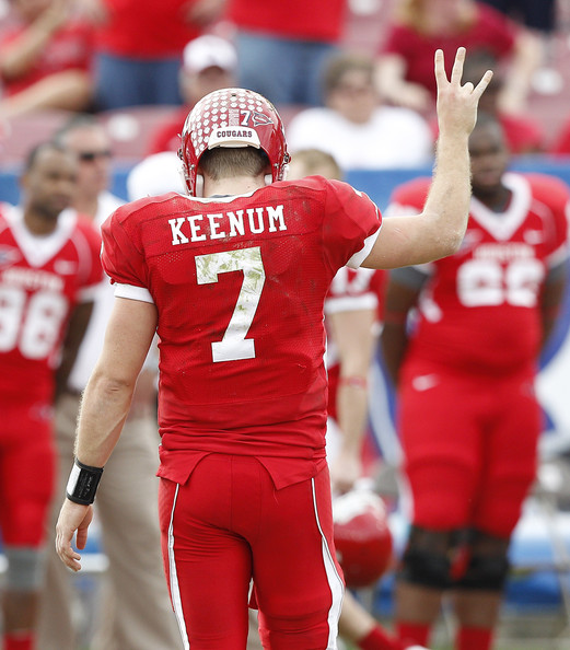 Image result for case keenum houston cougars