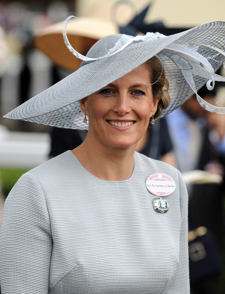 Countess of Wessex Sophie, Countess of Wessex attends day two of Royal Ascot at Ascot Racecourse on June 20, 2012 in Ascot, England.
