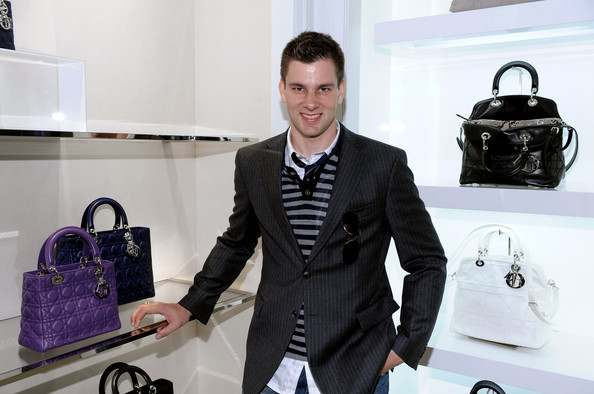 Tim Morehouse Athlete Tim Morehouse attends the Dior celebration of Fashion's Night Out at Dior Boutique on September 10, 2009 in New York City.