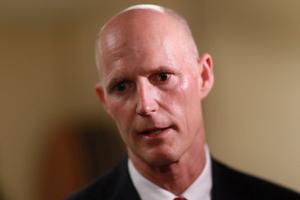 Florida Governor Rick Scott Speaks To Business Leaders ...