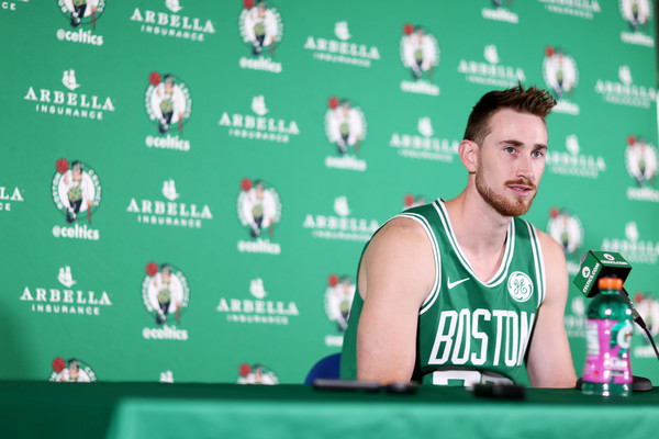 Boston Celtics Media Day