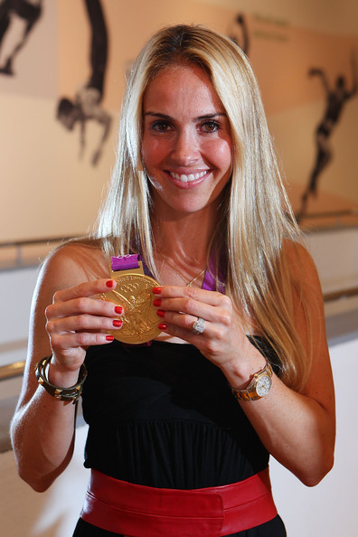 Heather Mitts of the USWNT and Boston Breakers