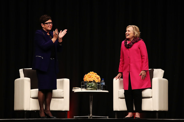 An Evening With Hillary Rodham Clinton - Auckland