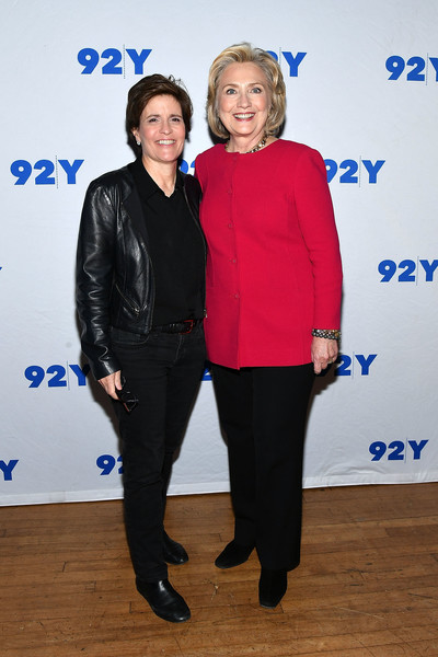 Hillary Rodham Clinton In Conversation With Kara Swisher