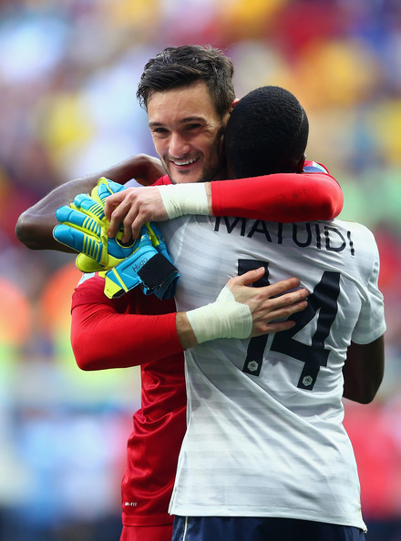 Hugo Lloris - France v Nigeria