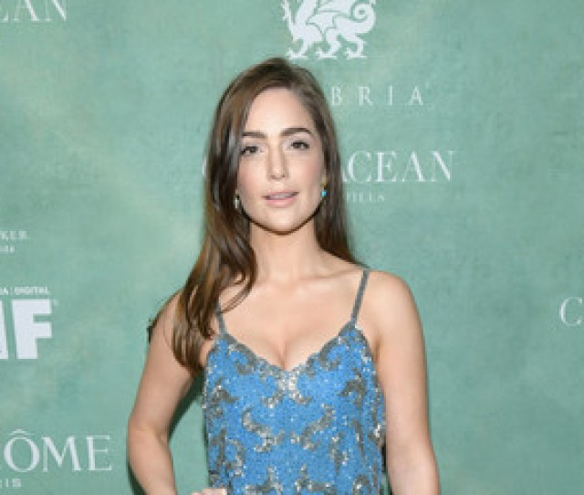 Janet Montgomery Th Annual Women In Film Pre Oscar Cocktail Party Presented By Max Mara