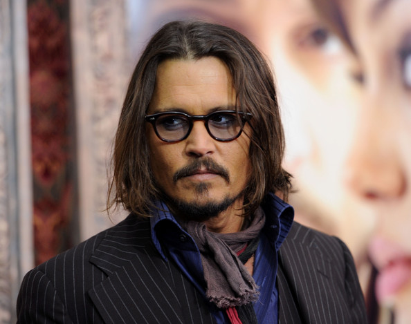 """Johnny Depp Actor Johnny Depp attends the World premiere of """"The Tourist"""" at"""