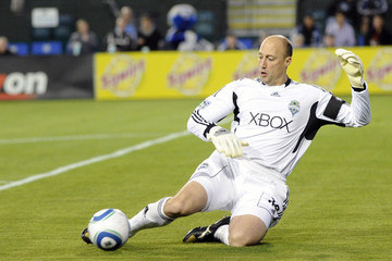 Kasey Keller Seattle Sounders FC v San Jose Earthquakes