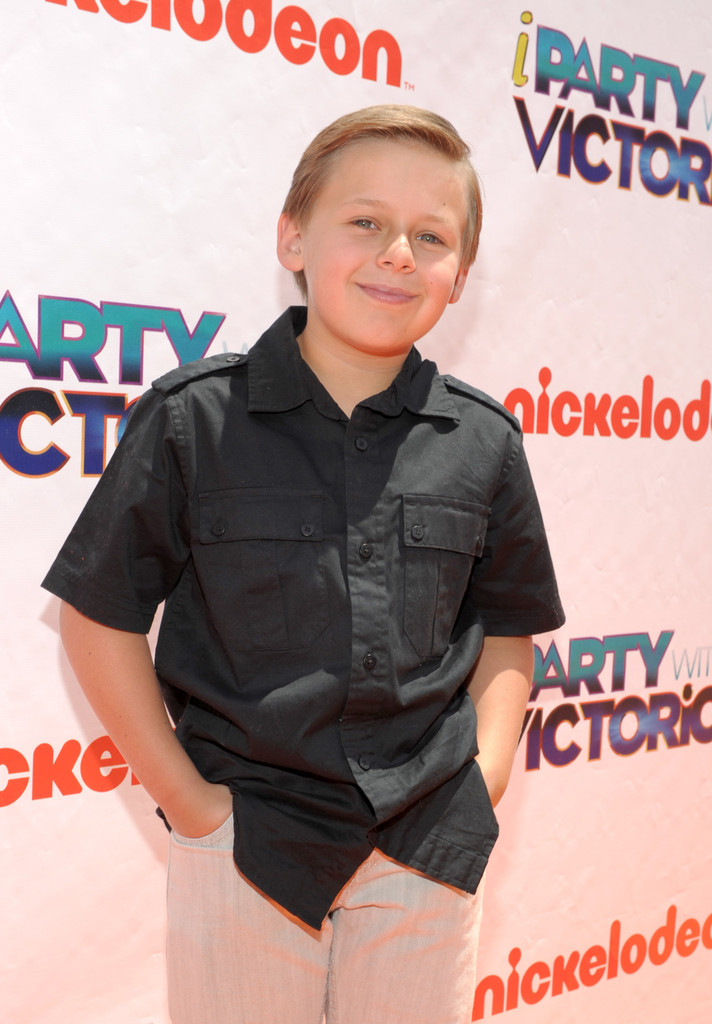 Jackson Brundage Photos Photos Nickelodeon IParty With