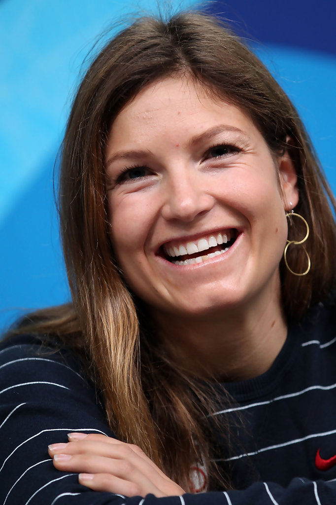 Julia Mancuso Photos Olympic Preview Day 2 1166 Of