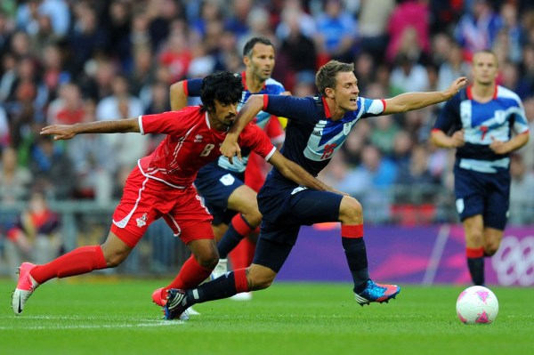 Olympics Day 2 - Men's Football - Great Britain v United ...