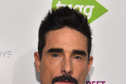 "Singer Kevin Richardson attends the premiere of Gravitas Ventures' ""Backstreet Boys: Show 'Em What You're Made Of""   at  on January 29, 2015 in Hollywood, California."