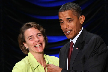 Blanche Lincoln President Obama Signs Finance Reform Bill Into Law