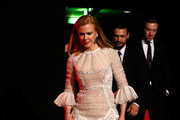 Nicole Kidman attends the 'Queen of the Desert' premiere during the 65th Berlinale International Film Festival at Berlinale Palace on February 6, 2015 in Berlin, Germany.