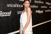 Actress Zendaya attends Smashbox Studios Celebrates Grand Re-Opening at Smashbox Studios on February 5, 2015 in Culver City, California.