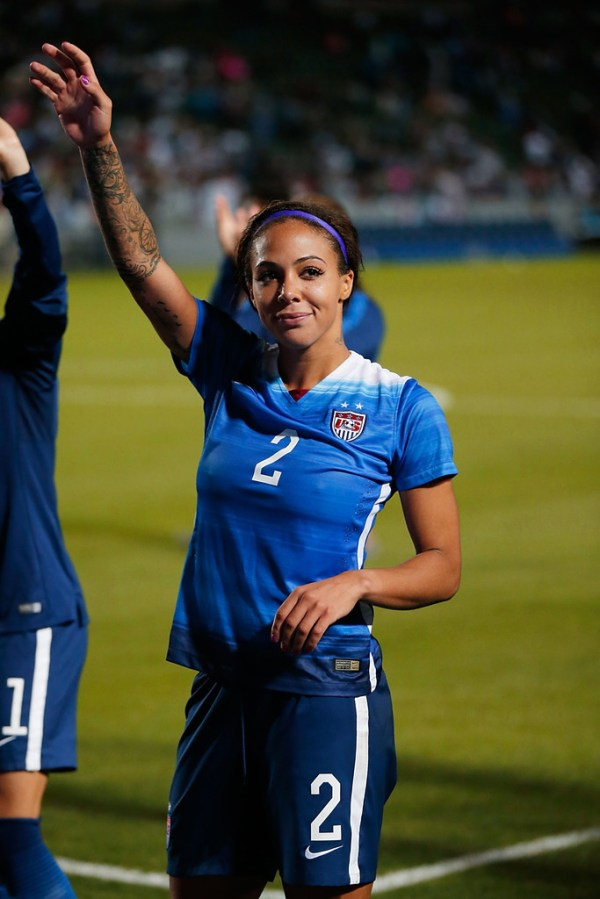 United States Women's National Team Ready For 2015 Women's ...
