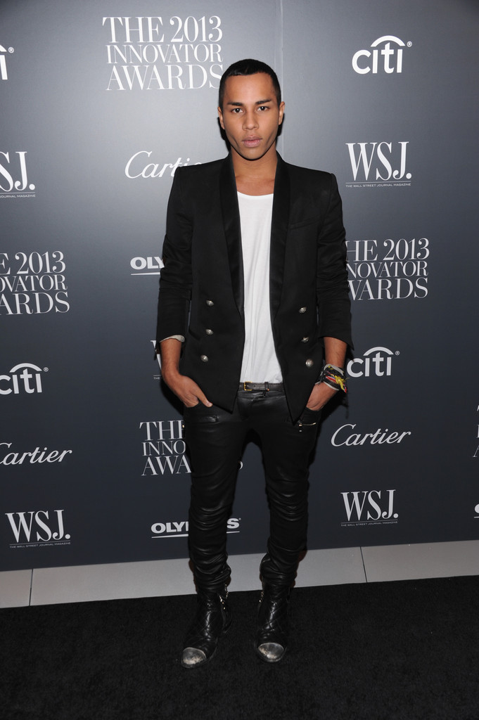 Also, olivier was born in the year 1986 and is 33 years old at the moment. Olivier Rousteing Photos Photos - Arrivals at the ...