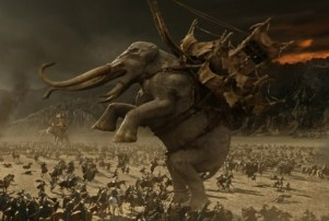 One Huge Oliphant - Things You Never Knew About 'The Lord of the Rings' Movies - Zimbio