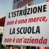 Bologna: noi vogliamo la scuola pubblica