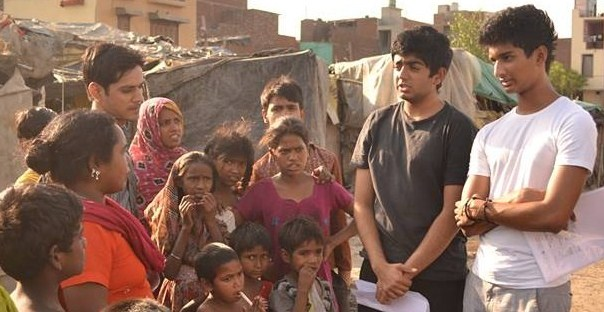 AFRC INDIA: Youth Volunteers Catalysts of Active Citizenship