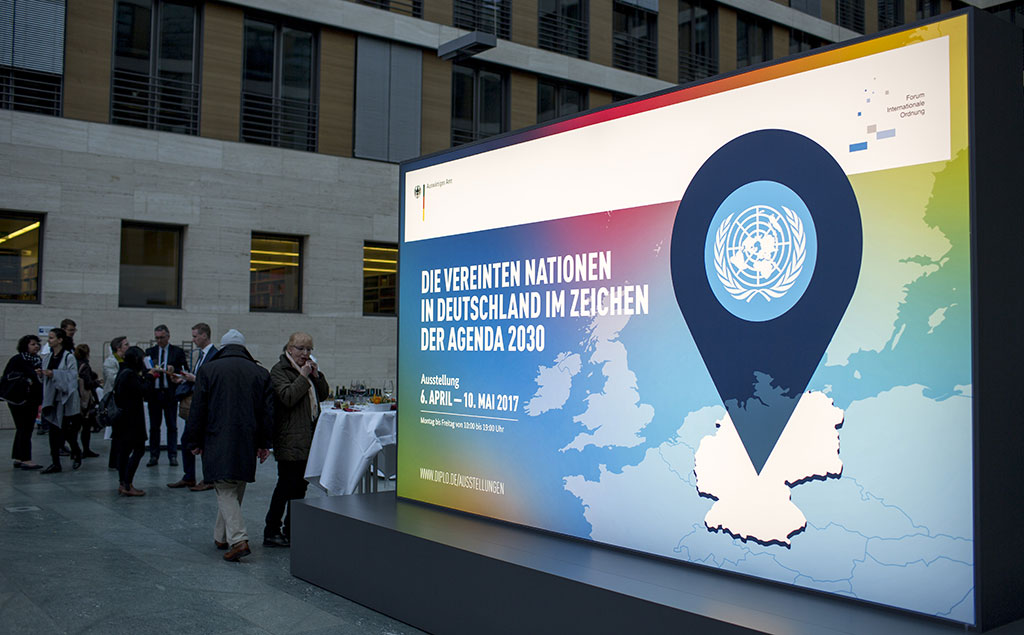 20 years of the United Nations in Germany