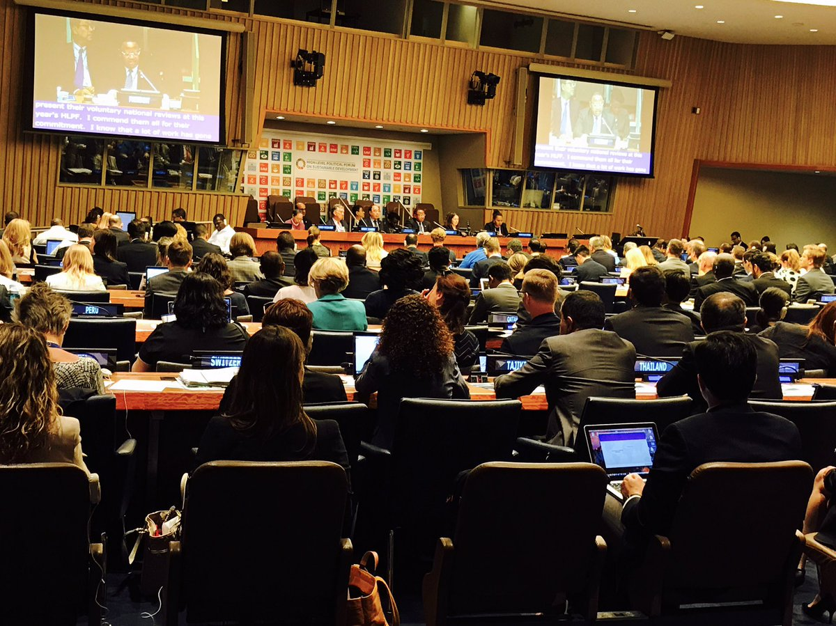 High-Level Political Forum on Sustainable Development 2017