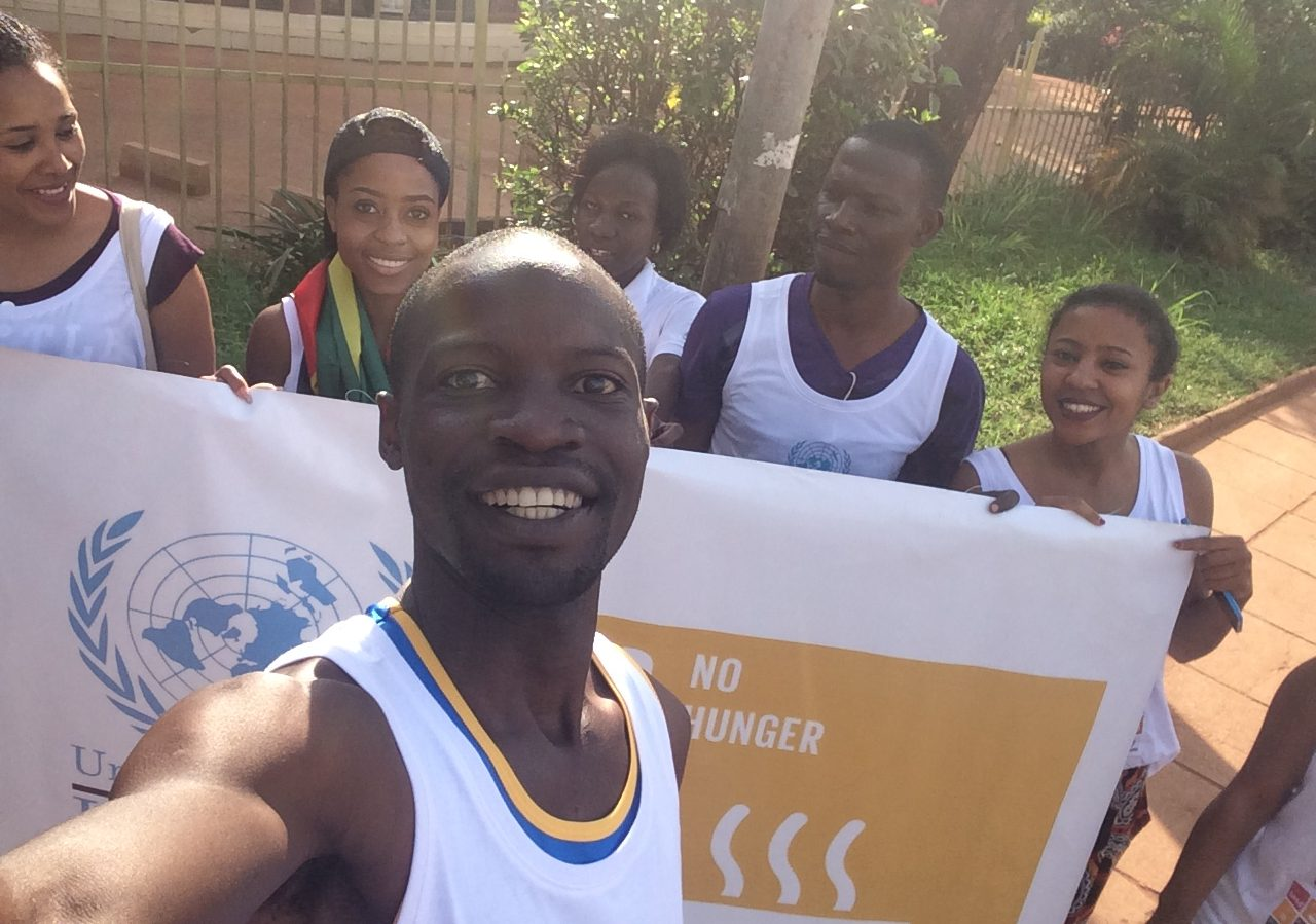 Translation of SDGs into local languages