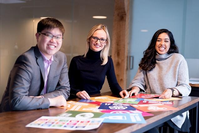 SDGs Youth Training Canada