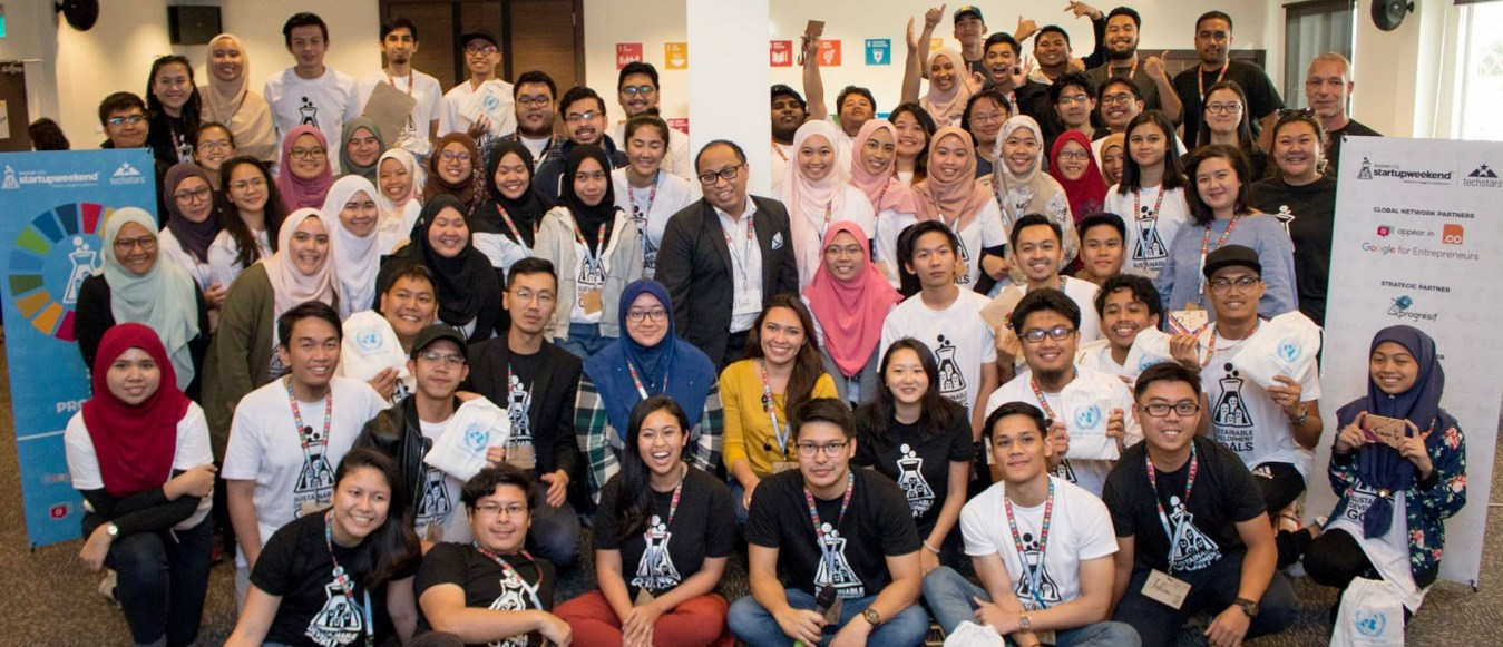 54 hours to take action for Sustainable Development Goals in Brunei