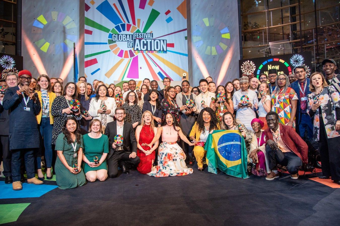 Meet the 8 Winners of the UN SDG Action Awards 2019