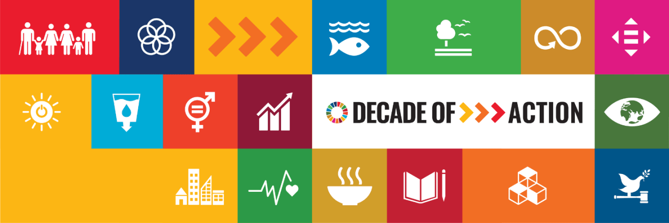 A Decade of Action for Ending Poverty, Gender Equality and Climate Ambition