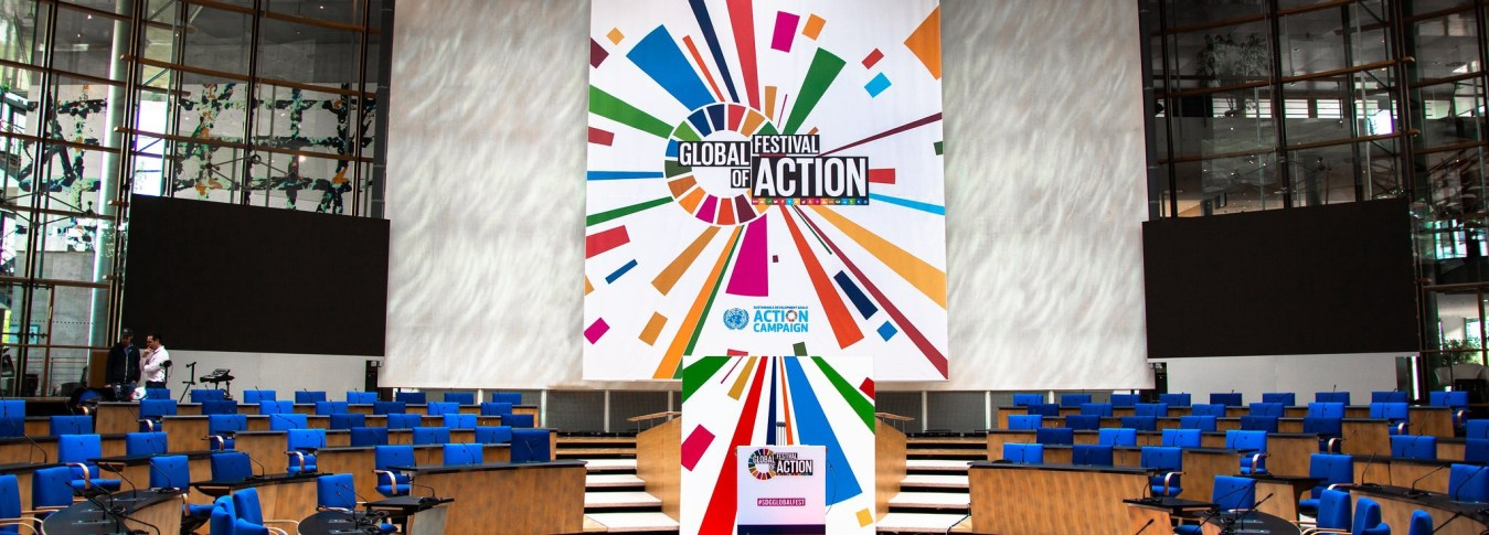 Why joining the #SDGActionFest is your best plan for 2020