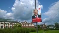 Plakat Martin Schulz Zeche