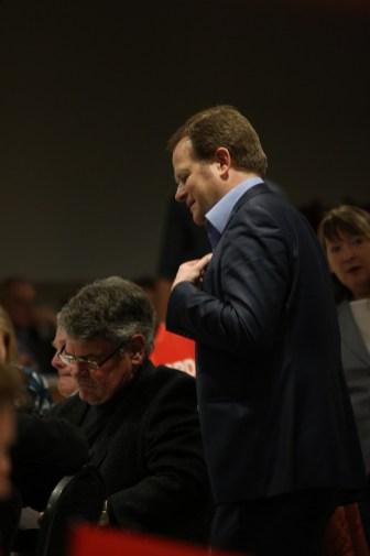 Mitgliederversammlung SPD Waltrop Frank Schwabe-min