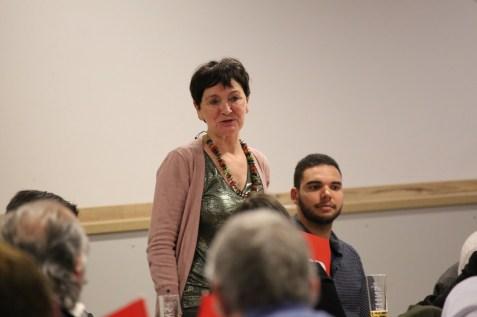 Mitgliederversammlung SPD Waltrop Veronika Schr+Âder-Norosinski