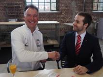 Neujahrsempfang SPD Waltrop 2019 Unterschrift-min