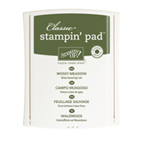 Mossy Meadow encreur Classic Pad par Stampin 'Up!