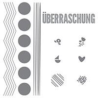 Tüpfelchen auf der Tüte Photopolymer Stamp Set (German) by Stampin' Up!