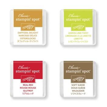 Tutti-frutti Classic Stampin 'Spots